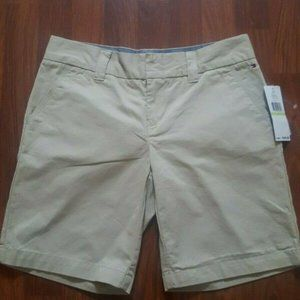 Tommy Hilfiger Casual Walking Shorts Size 4 New